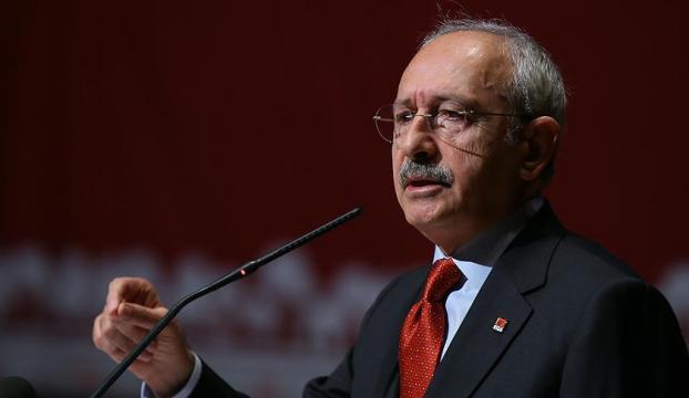Kılıçdaroğlu: Olayın mutlaka aydınlatılması gerek
