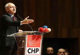 Kılıçdaroğlu: 550 milletvekili var. Niye 600'e çıkarıyorsun?