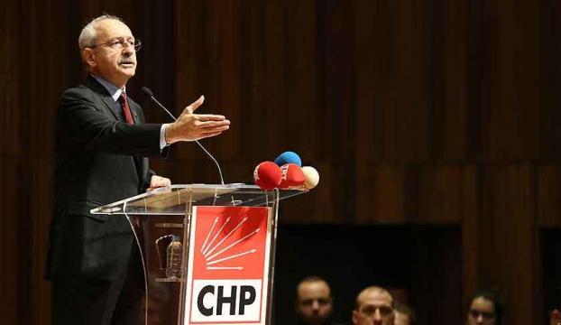 Kılıçdaroğlu: 550 milletvekili var. Niye 600e çıkarıyorsun?