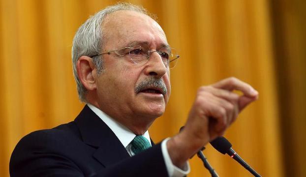 Kılıçdaroğluna anayasa değişiklik teklifi postalandı