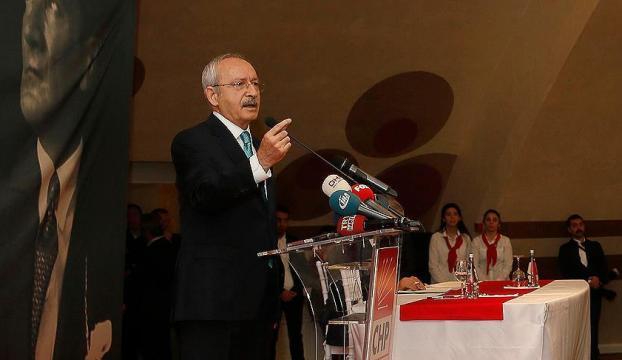 Kılıçdaroğlu: Hukukun üstünlüğü yoksa güçlü Türkiye olmaz