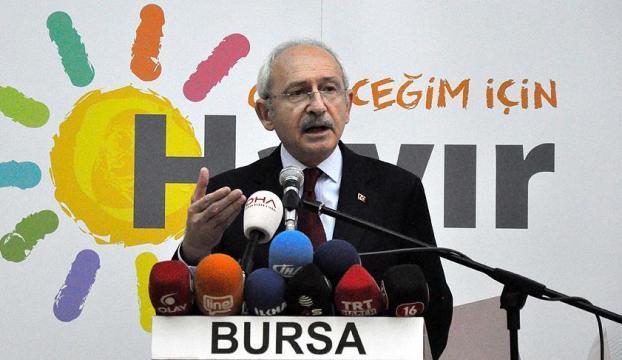 Kılıçdaroğlu: 80 milyonu freni olmayan bir otobüse bindiriyoruz