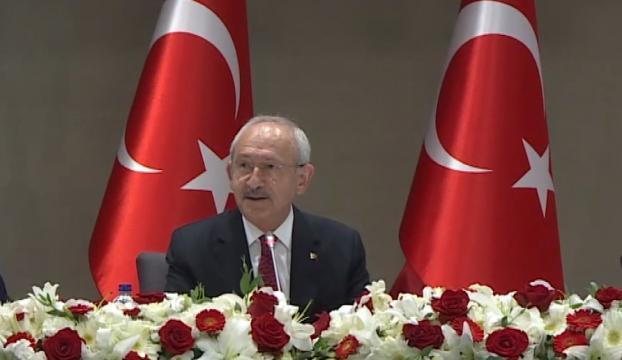 Kılıçdaroğlu, TV kanallarının temsilcileriyle buluştu