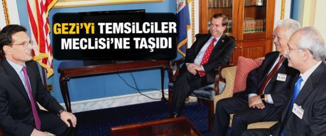 Kılıçdaroğlu, Temsilciler Meclisi'nde