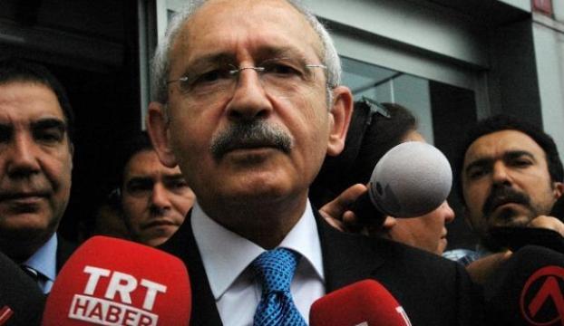 Kılıçdaroğlundan istifaya ilk yorum