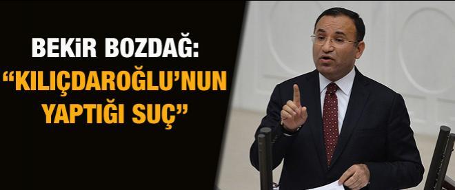Kılıçdaroğlu'nun yaptığı suç