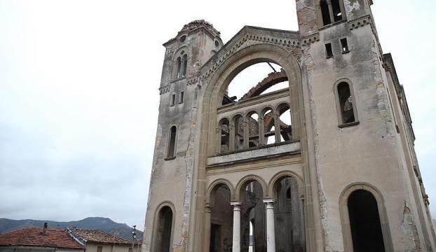Bilecikteki Aya Yorgi Kilisesi turizme kazandırılacak