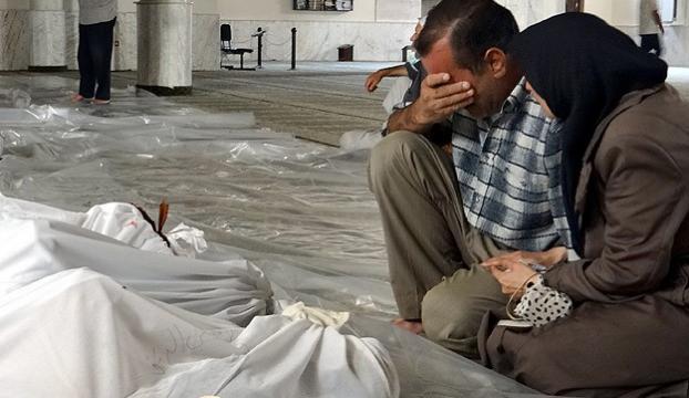 Çinden Suriyede kimyasal silah kullanımı uyarısı