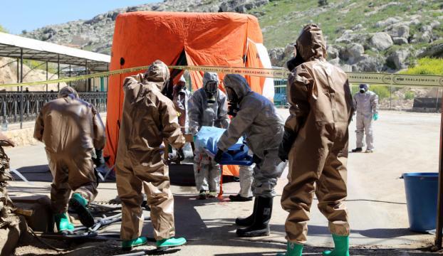 Kimyasal silahtan etkilenen 29 yaralı Hataya getirildi!