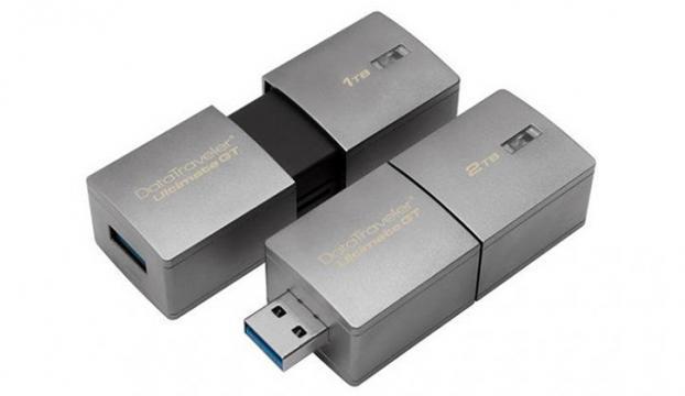 Kingston 2TB USB Bellek yaptı