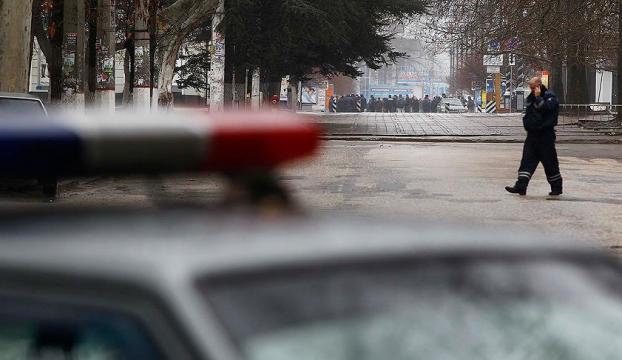 Kırımda okulda patlama: 18 ölü