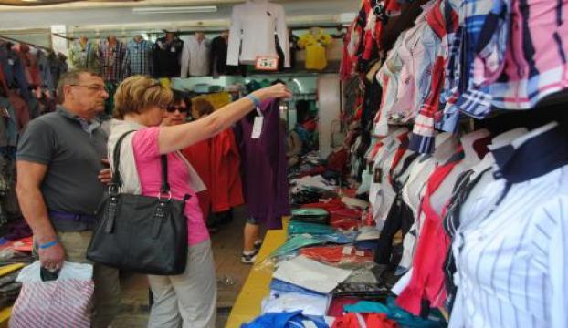 Kış döneminde gelen turistler daha az alışveriş yapıyor
