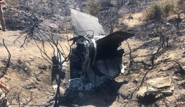 KKTCde düşerek patlayan cisimde S-200 tahmini