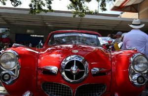 Kolombiya'da antika araba geçişine yoğun ilgi