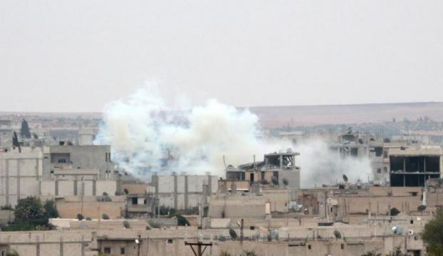 IŞİD bombası sahiplerini vurdu