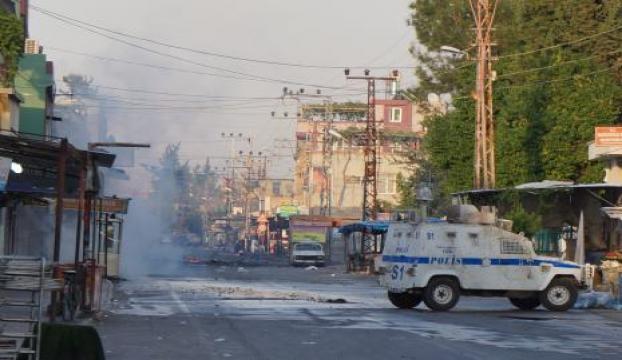 Kobani eylemlerine karışan 2 kişi tutuklandı
