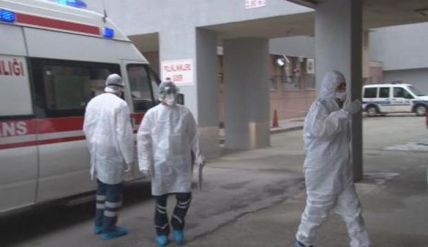 Ümraniyede bir kişiye MERS virüsü şüphesi