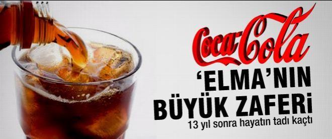 Coca Cola'ya kötü haber