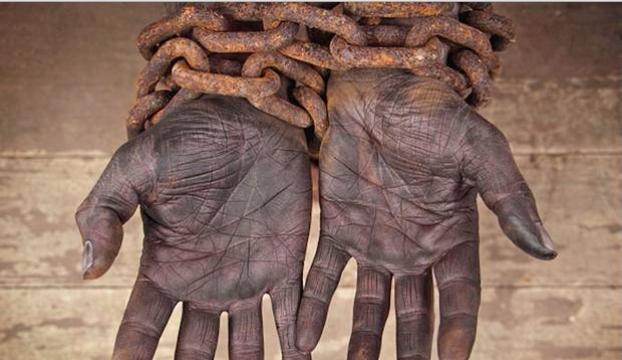 Dünyada 36 milyon köle var