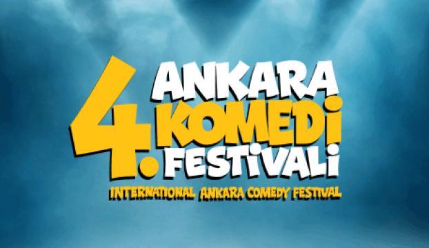 Ankara Komedi Festivali 14 Kasımda başlıyor