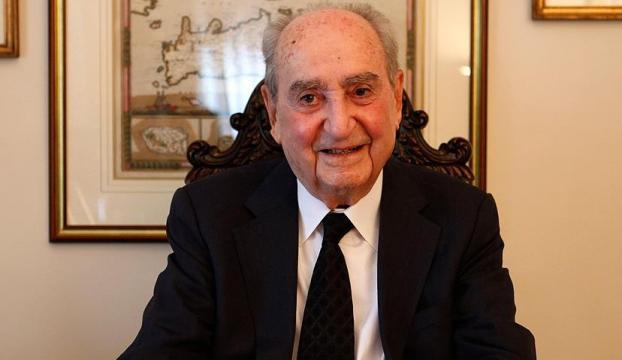 Yunanistanın eski başbakanı Miçotakis hayatını kaybetti