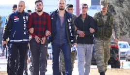Konya'daki motosiklet cinayeti zanlıları tutuklandı