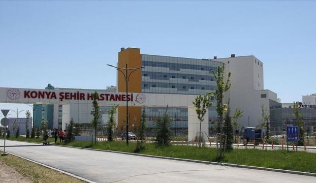 Konya Şehir Hastanesi hasta kabulüne başladı