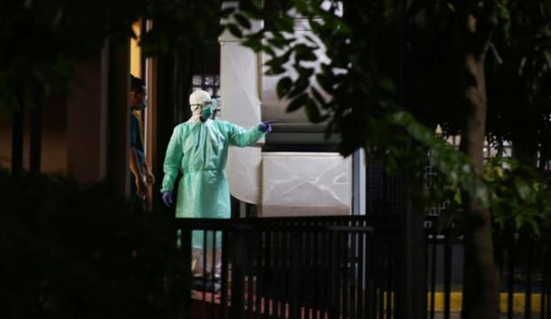 Çinde Kovid-19 salgınında ölenlerin sayısı 3 bin 161e çıktı
