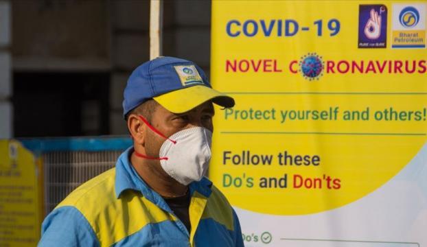 Dünyada Kovid-19 nedeniyle ölenlerin sayısı 18 bin 900ü aştı