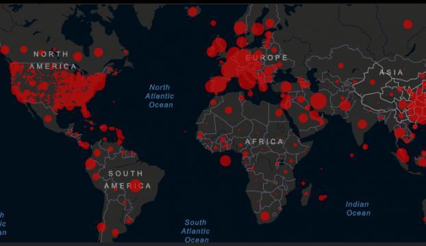 Dünyada yeni tip koronavirüs nedeniyle ölenlerin sayısı 16 bin 500ü aştı