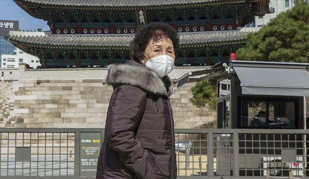 Çinde 4, Güney Korede 38 yeni Kovid-19 vakası tespit edildi