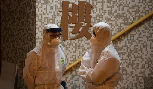 Koronavirüsün bulaştığı kişi sayısı 43 bin 97ye çıktı