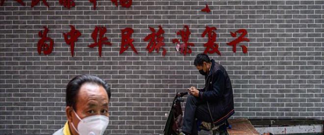 Çinde ağır Kovid-19 vakalarının sayısı 300ün altına indi