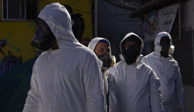 Dünya genelinde Kovid-19dan iyileşenlerin sayısı 34 milyonu geçti