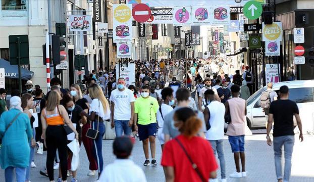 İstanbuldaki maske denetimlerinde 15 bin 621 kişiye işlem uygulandı