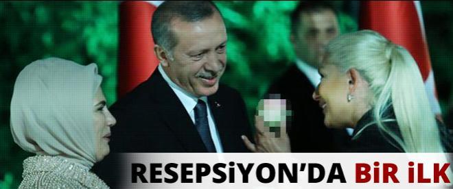 Muazzez Ersoy'dan Erdoğan çiftine sürpriz