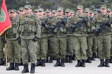 Kosova ordusunun kurulmasını öngören yasa tasarıları onaylandı