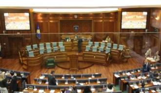 Sırp milletvekilleri Kosova Meclisine döndü