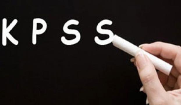 KPSS önlisans ve ortaöğretim başvuruları başladı!