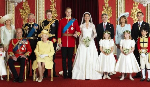 Kraliyet ailesine soyağacı şoku