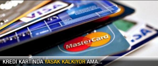 Kredi kartına öğrenci tarifesi!