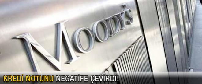 Kredi notunu negatife çevirdi!