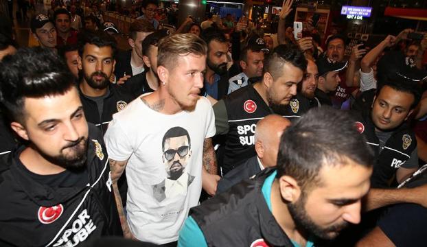 Trabzonspor, Kuckayı borsaya bildirdi