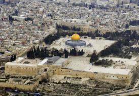 Eski Kudüs 4 gündür abluka altında