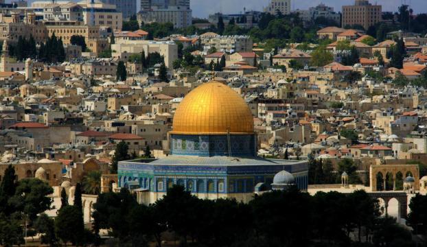 İsrailden Kudüste 300 bin yeni konut planı