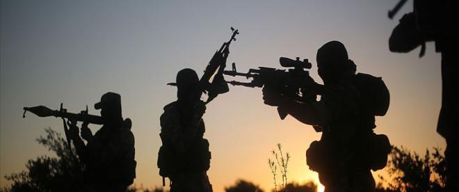 Filistin güvenlik güçleri Kudüsteki B bölgesinden çekildi
