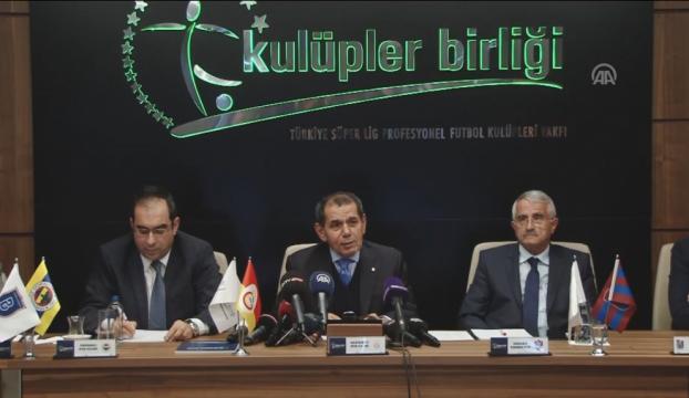Kulüpler Birliği Vakfı, İstanbulda toplandı