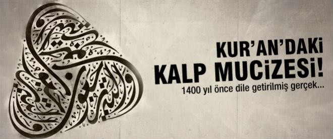 Kur'an'daki kalp mucizesi