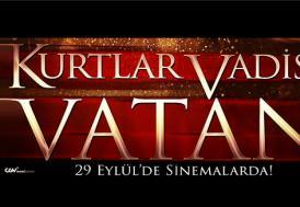 """""""Kurtlar Vadisi Vatan""""dan Türkiye'de bir ilk!"""