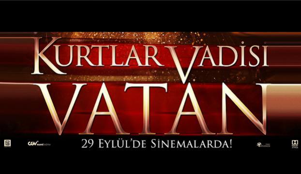 """""""Kurtlar Vadisi Vatan""""dan Türkiyede bir ilk!"""